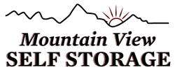 Mountain View Mini Storage logo